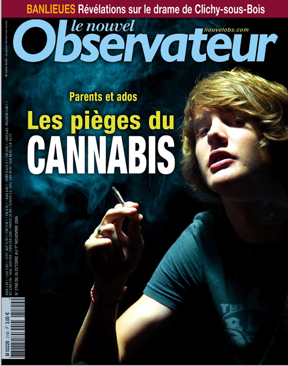 NOUVEL-OBS  - les pièges du cannabis